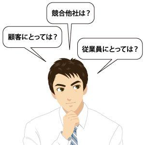 コミュニケーションギャップ