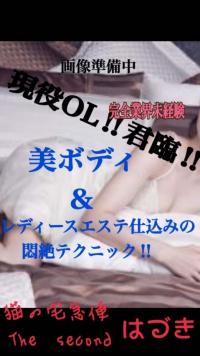 香川県 デリヘル 猫の宅急便 はづき(アロマ店セカンドに出勤中!)
