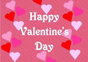 今日はバレンタイン(^^♪
