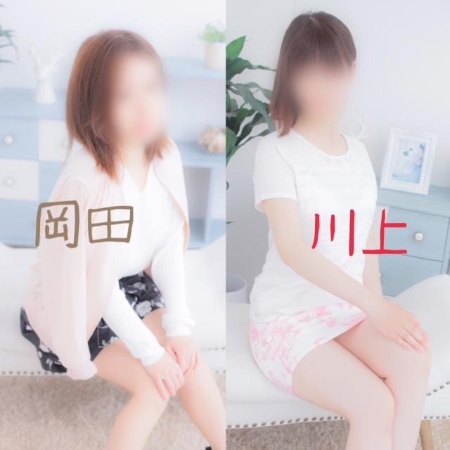 3P 岡田(29)&川上(31)(ファンタジー 岡山店)