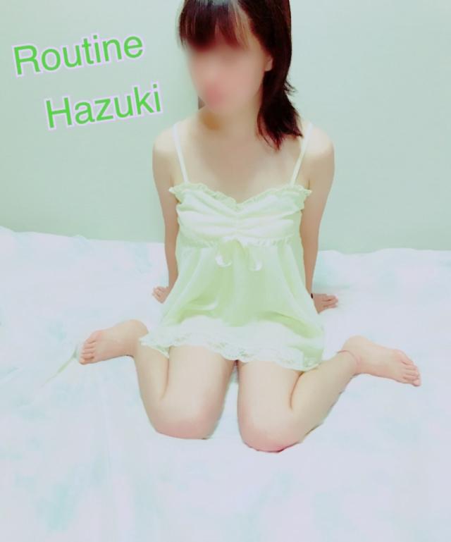 葉月(ハヅキ)(Routine)