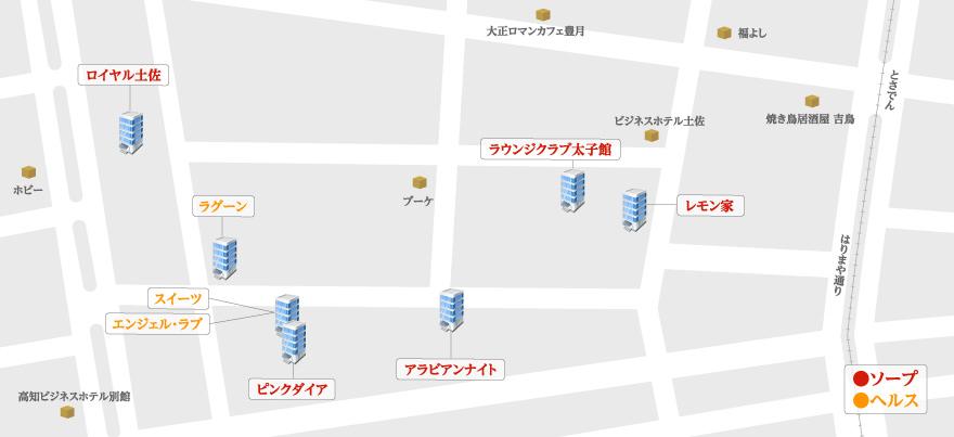 堺町マップ