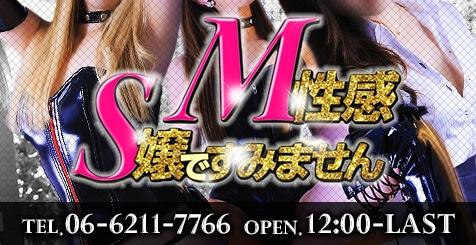 大阪M性感 S嬢ですみません(日本橋・千日前SM・M性感(出張型))