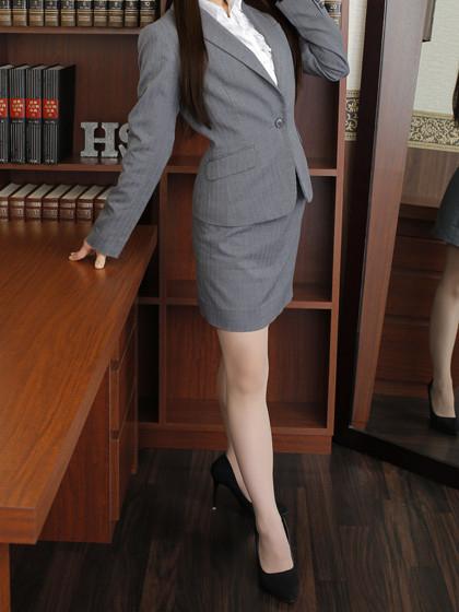沙耶(秘書と社長)