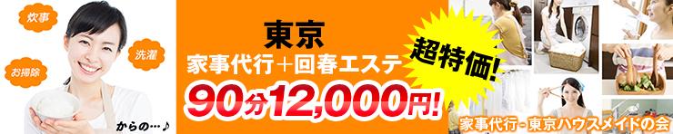 家事代行-東京ハウスメイドの会(品川 出張マッサージヘルス)