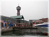 ベイサイドプレイス博多の風景