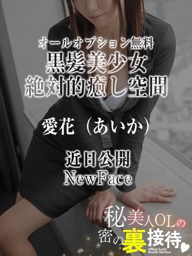 愛花(あいか)(オールオプション無料!美人OLの秘密の裏接待)