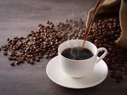 朝はコーヒー